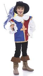 новогодний костюм мушкерер